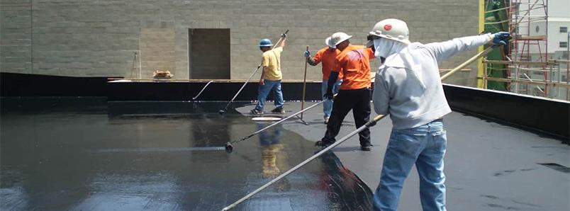 Chống thấm mái nhà, chống dột tại TPHCM
