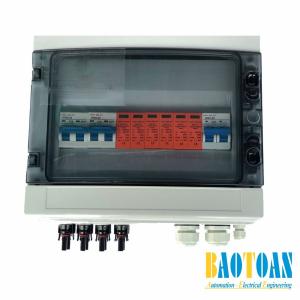 Hộp box đối nối DC solar 220-380V