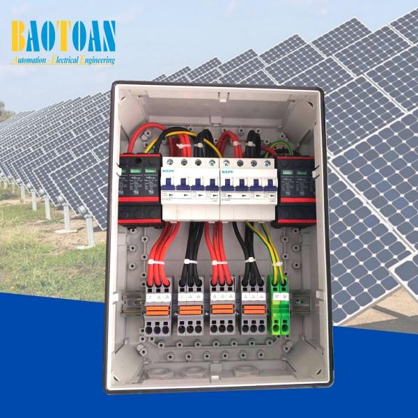 Tủ solar AC 30kW
