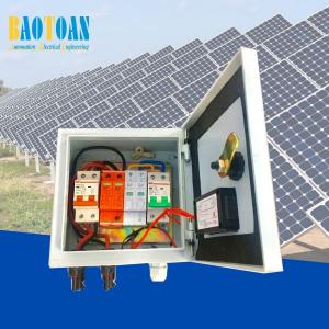 Tủ điện AC Solar 3kW