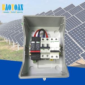 Tủ điện AC Solar 7.5kW