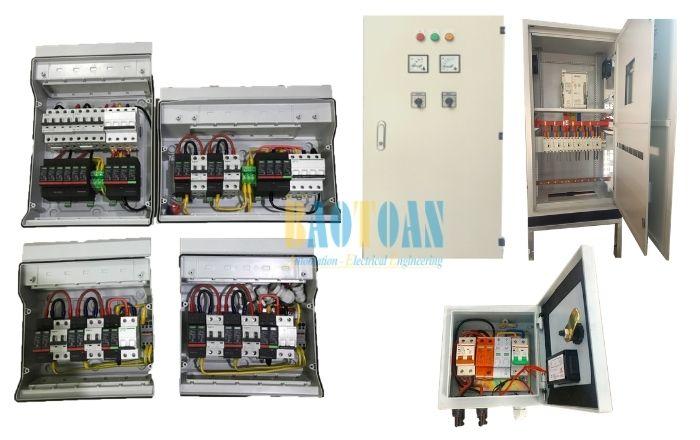 Tủ điện AC Solar tại Baotoantech