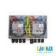 Tủ điện DC Solar 1000V - 2 MPPT (mỗi chuỗi MPPT: IN1 / OUT1)