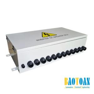 Hộp box đối nối DC solar 1000V