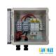Tủ điện DC Solar 2-String với 2 cầu chì - Có dây sẵn
