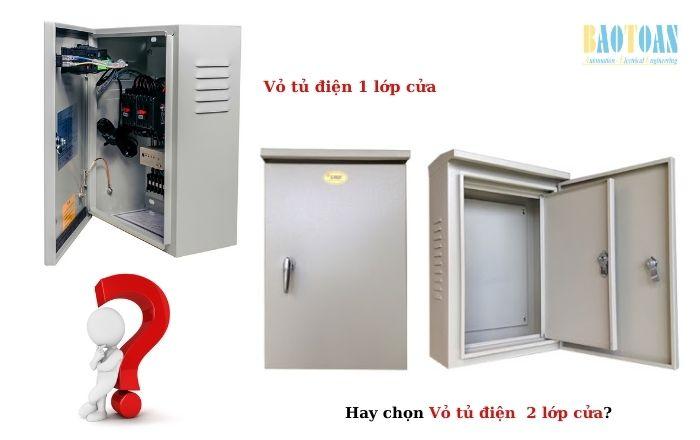 Những thông tin cần biết khi đặt mua Vỏ tủ điện