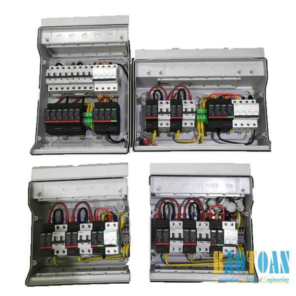 Tủ điện AC Solar 30kW