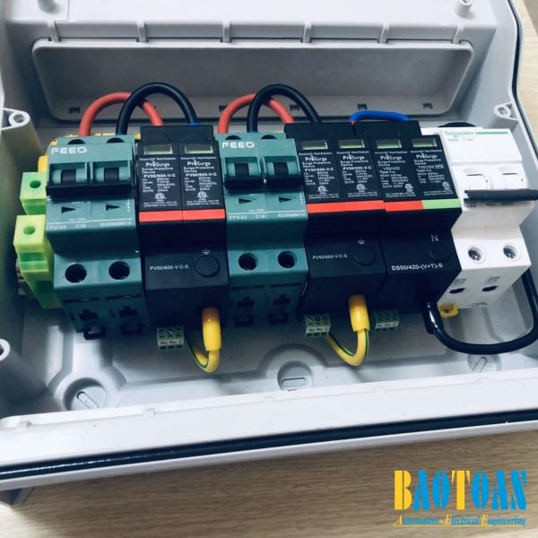 Tủ điện AC Solar 15kW