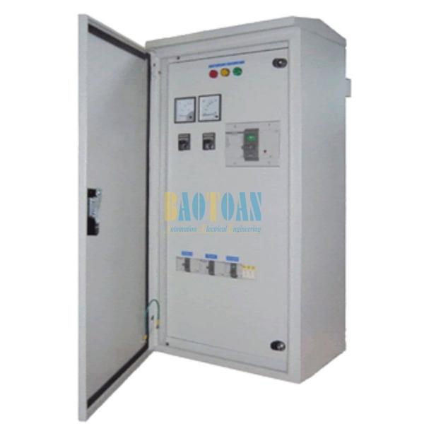 Tủ điện điều khiển 1 pha - 3 pha