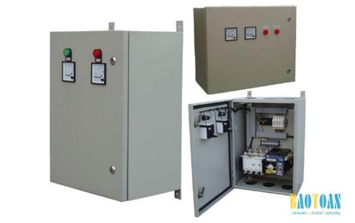 Tủ điện điều khiển 1 pha – 3 pha