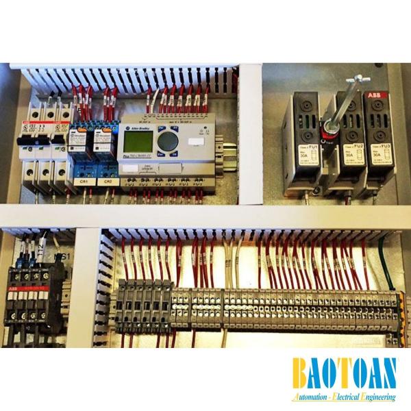 Tủ điện chiếu sáng PLC