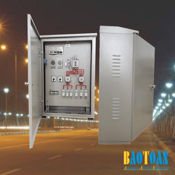 Tủ điện chiếu sáng Timer