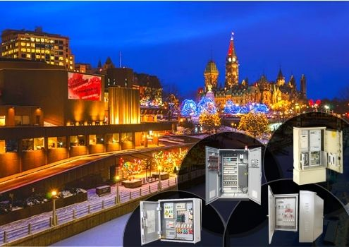 Báo giá 4 loại Tủ điện chiếu sáng phổ biến nhất hiện nay
