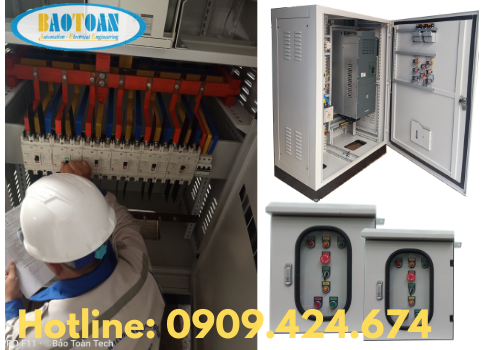5 bước bảo trì tủ điện đúng cách hiệu quả