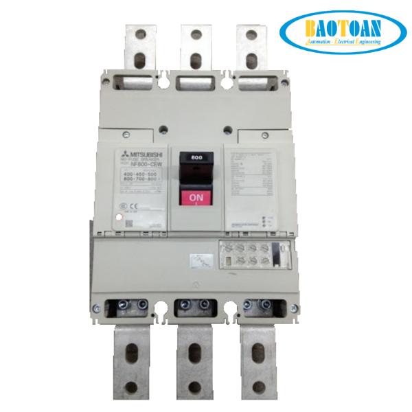 MCCB (APTOMAT) NF630-SEW loại 3 pha