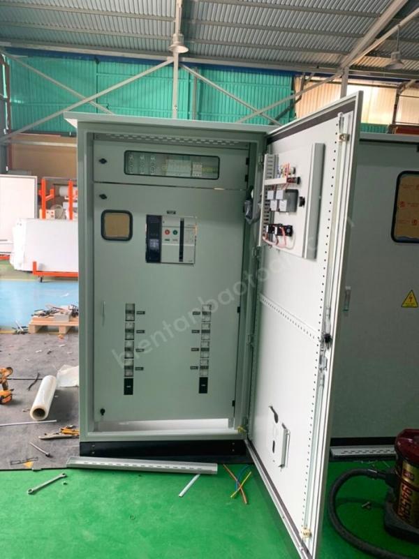 Một số hình ảnh về Tủ điện AC Solar 1MWP (Mitsu) – Công ty Bảo Toàn