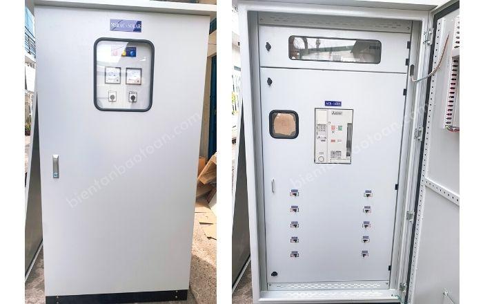 Một số hình ảnh sản phẩm Tủ điện AC Solar 1MWP mà Bảo Toàn đã cung cấp cho khách hàng trên toàn quốc