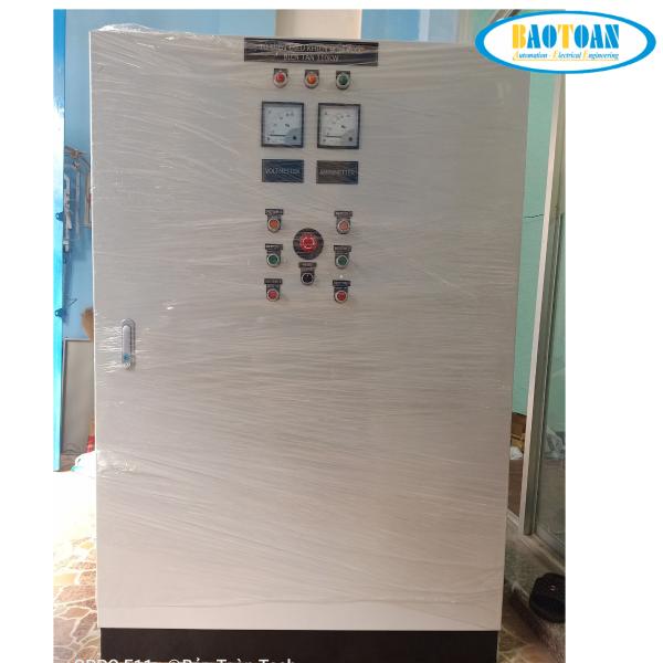 Tủ điện điều khiển bơm cấp nước cho tòa nhà